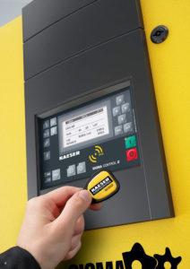 Controlador de presión y caudal
