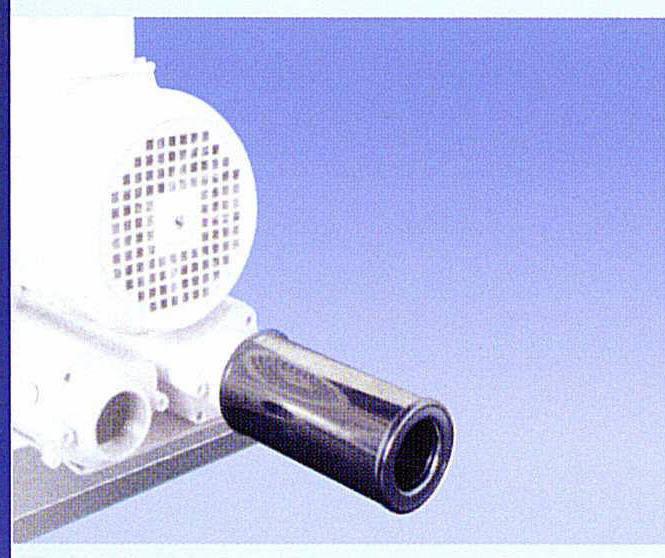 silenciador para turbina